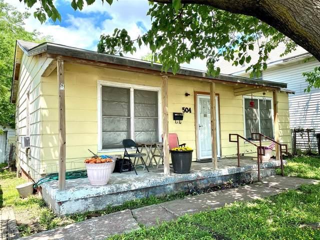 504 W Felix Street, Fort Worth, TX 76115 (MLS #14568047) :: Craig Properties Group