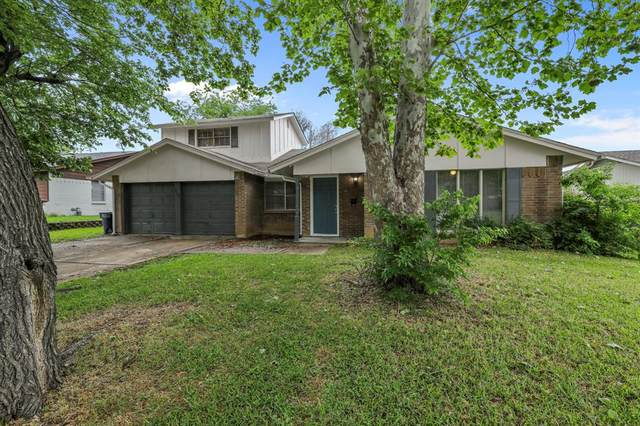 2929 San Marcos Drive, Fort Worth, TX 76116 (MLS #14568055) :: All Cities USA Realty