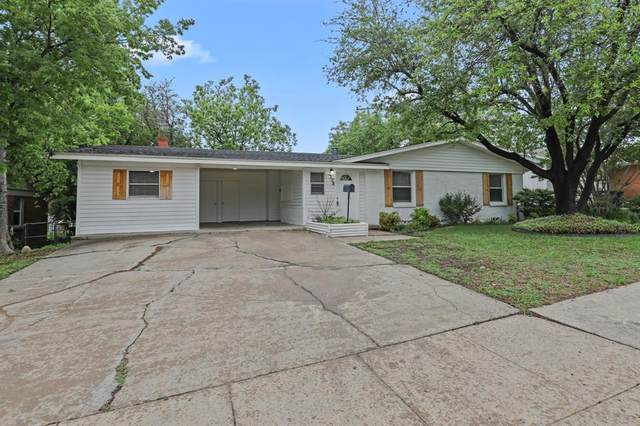 3308 Leith Avenue, Fort Worth, TX 76133 (MLS #14568068) :: Front Real Estate Co.
