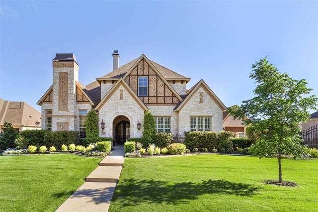 913 Hampton Manor Way, Southlake, TX 76092 (MLS #14568112) :: The Tierny Jordan Network