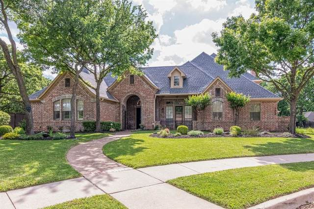 1400 Kaitlyn Lane, Keller, TX 76248 (MLS #14568115) :: EXIT Realty Elite