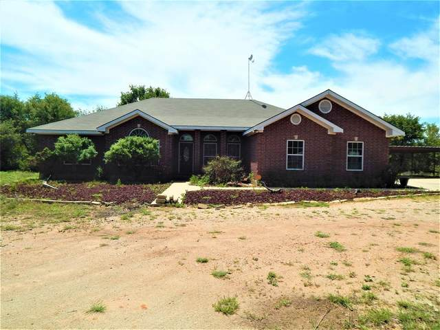 6033 County Road 324, Hawley, TX 79525 (MLS #14568123) :: Wood Real Estate Group