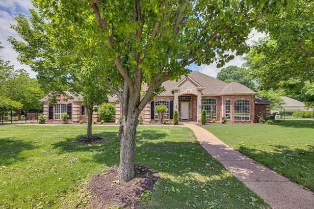 1096 Manor Way, Keller, TX 76262 (MLS #14568126) :: Team Tiller