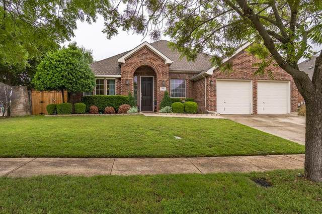 7901 Songbird Lane, Fort Worth, TX 76123 (MLS #14568133) :: Wood Real Estate Group