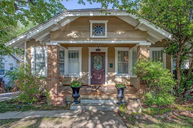 1808 Virginia Place, Fort Worth, TX 76107 (MLS #14568142) :: Team Hodnett