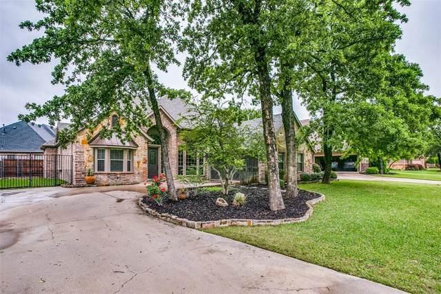 3405 Texas Trail, Hurst, TX 76054 (MLS #14568164) :: The Chad Smith Team