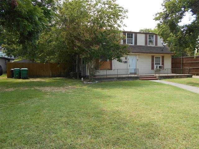 219 Normal, Denton, TX 76201 (#14568173) :: Homes By Lainie Real Estate Group