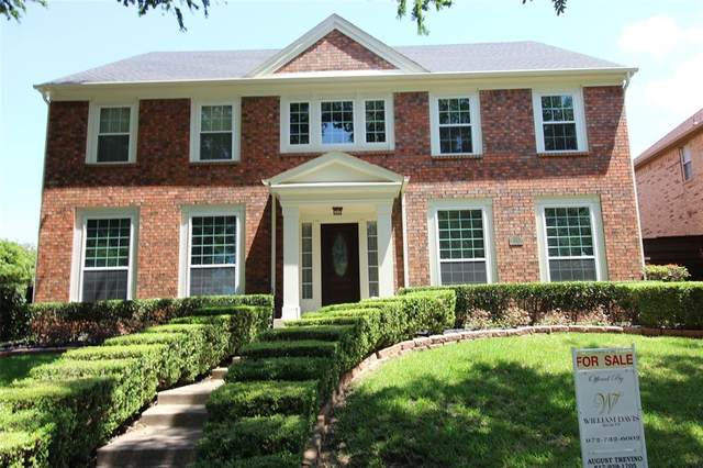 2217 Yaupon Drive, Irving, TX 75063 (MLS #14568179) :: All Cities USA Realty