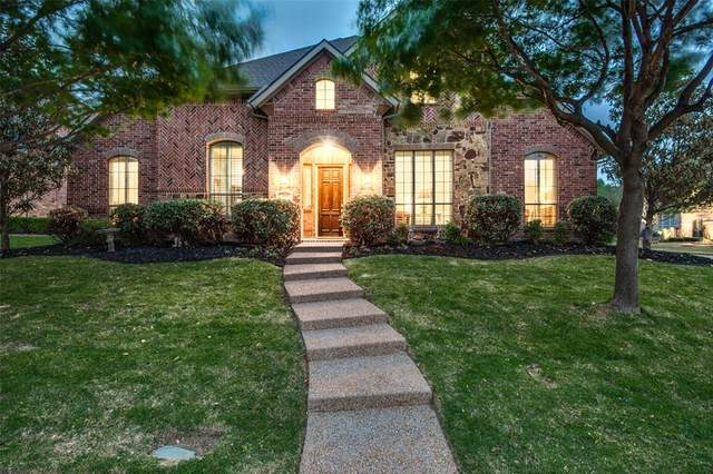 7800 Linksview Drive, Mckinney, TX 75072 (MLS #14568180) :: The Kimberly Davis Group