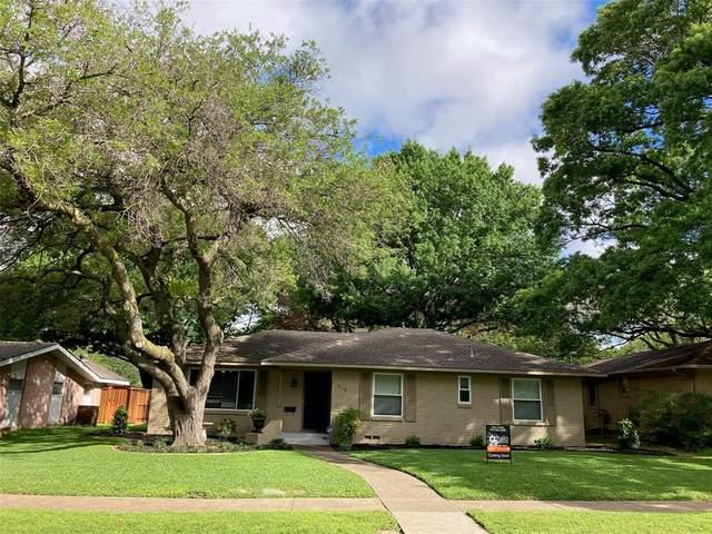 918 Blue Lake Circle, Richardson, TX 75080 (MLS #14568181) :: The Kimberly Davis Group