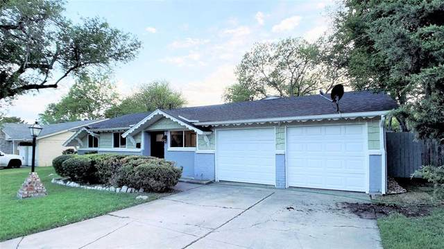 3217 Cheryl Lane, Haltom City, TX 76117 (#14568195) :: Homes By Lainie Real Estate Group