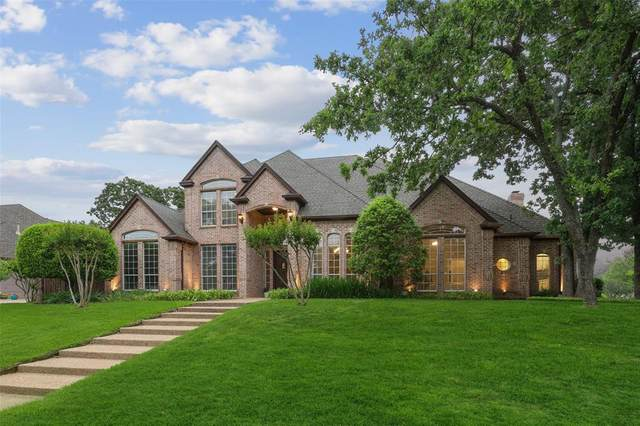 717 Timber Lake Circle, Southlake, TX 76092 (MLS #14568196) :: Results Property Group