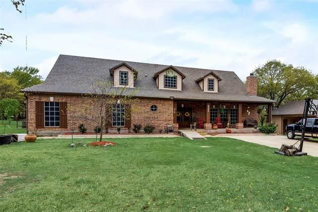 2340 Rock Creek Road, Crowley, TX 76036 (MLS #14568203) :: EXIT Realty Elite
