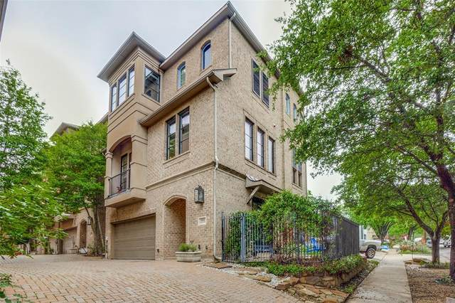 3801 Holland Avenue, Dallas, TX 75219 (MLS #14568209) :: VIVO Realty