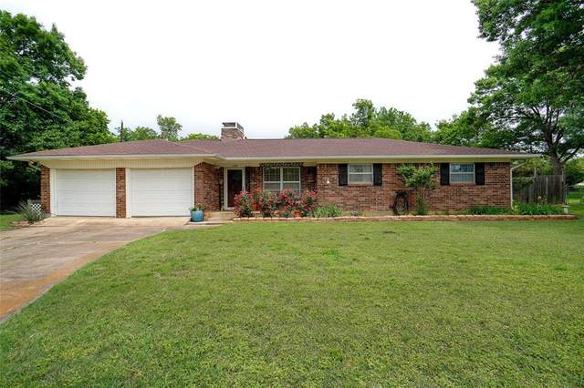 418 W Jones Street, Krum, TX 76249 (MLS #14568212) :: The Mauelshagen Group