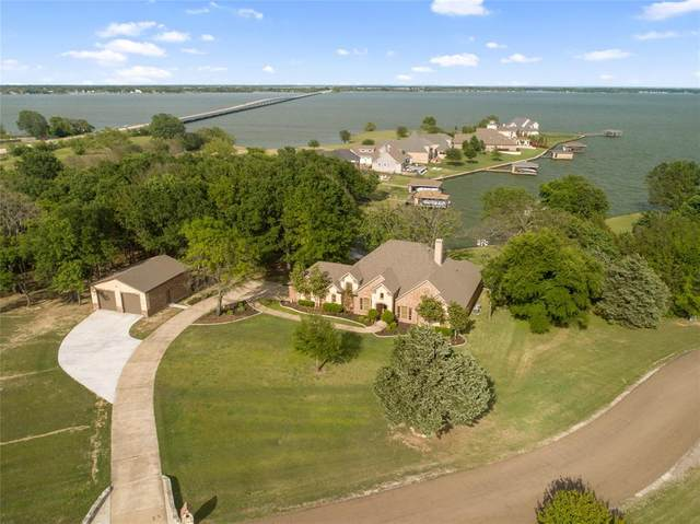 148 Bayview Circle, Corsicana, TX 75109 (MLS #14568214) :: The Russell-Rose Team