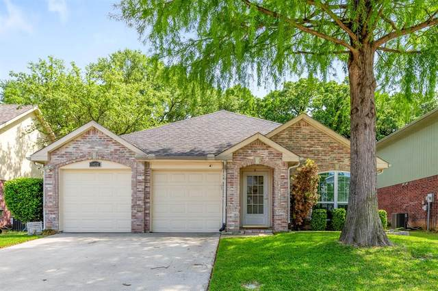 1432 Ridgecreek Drive, Lewisville, TX 75067 (MLS #14568219) :: The Kimberly Davis Group