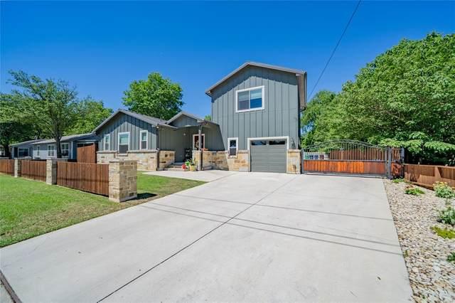 1005 N Carroll Boulevard, Denton, TX 76201 (MLS #14568232) :: The Kimberly Davis Group