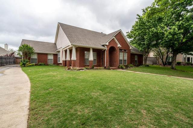 7808 Baywood Court, North Richland Hills, TX 76182 (MLS #14568234) :: Justin Bassett Realty