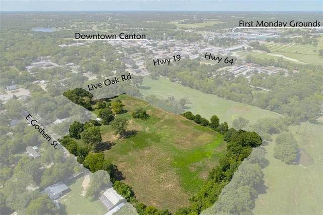 TBD Live Oak, Canton, TX 75103 (#14568249) :: Homes By Lainie Real Estate Group