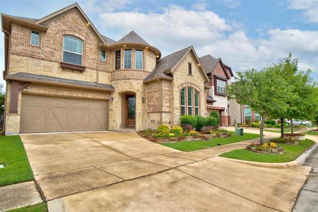 6017 Eldridge Lane, Mckinney, TX 75070 (MLS #14568254) :: The Hornburg Real Estate Group