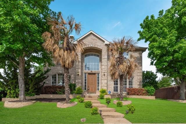 2882 Ridgedale, Lewisville, TX 75067 (MLS #14568270) :: The Kimberly Davis Group