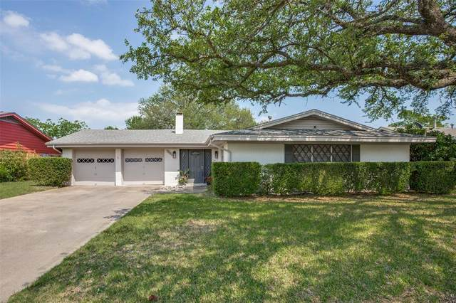 3467 Pinto Trail, Fort Worth, TX 76116 (MLS #14568303) :: All Cities USA Realty