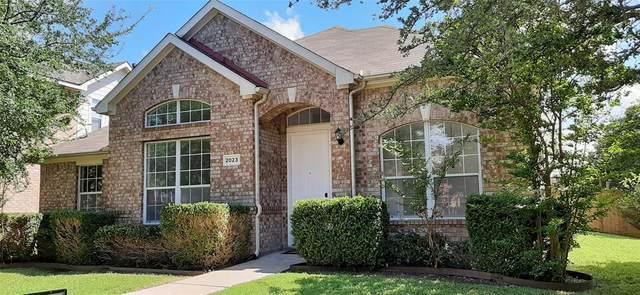 2023 Westbury Lane, Allen, TX 75013 (MLS #14568307) :: DFW Select Realty