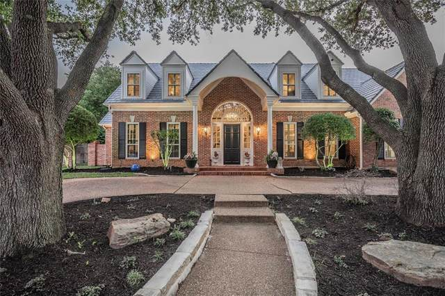 5302 Cottonwood Court, Colleyville, TX 76034 (MLS #14568318) :: Front Real Estate Co.
