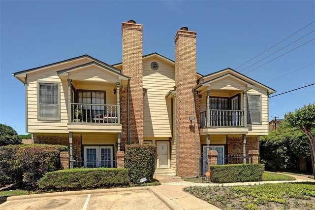11655 Audelia Road #202, Dallas, TX 75243 (MLS #14568319) :: Front Real Estate Co.
