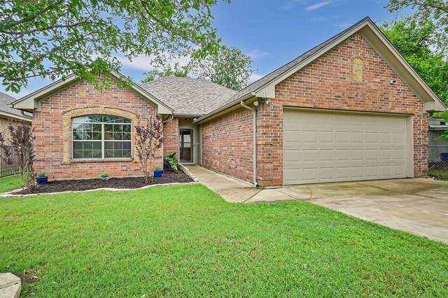 311 W 5th Street, Kennedale, TX 76060 (MLS #14568327) :: Rafter H Realty