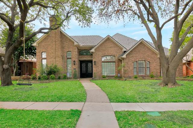 4517 Charlemagne Drive, Plano, TX 75093 (MLS #14568358) :: All Cities USA Realty