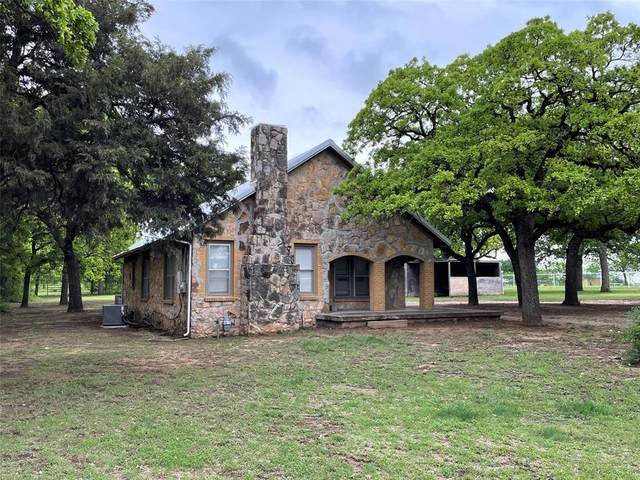 608 E Jacksboro Street, Chico, TX 76431 (MLS #14568362) :: The Kimberly Davis Group