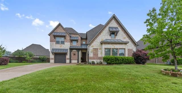 702 Stevens Court, Mansfield, TX 76063 (MLS #14568380) :: VIVO Realty
