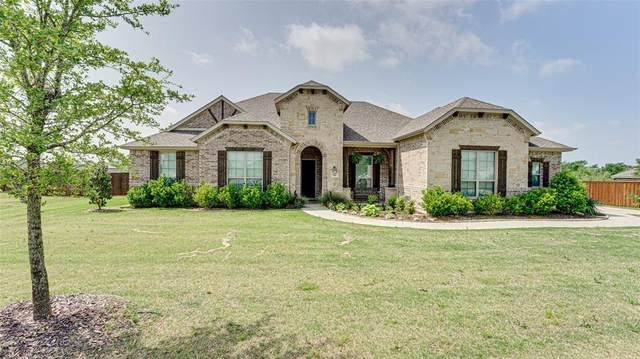 216 Denali Way, Waxahachie, TX 75167 (MLS #14568388) :: The Kimberly Davis Group