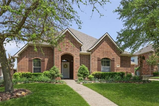 831 Limestone Drive, Prosper, TX 75078 (MLS #14568389) :: Jones-Papadopoulos & Co
