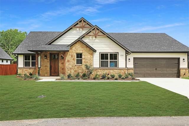 418 Rigsby Drive, Van Alstyne, TX 75495 (MLS #14568391) :: Real Estate By Design