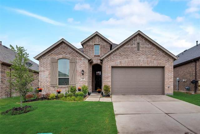 5629 Durst Lane, Forney, TX 75126 (MLS #14568395) :: The Chad Smith Team