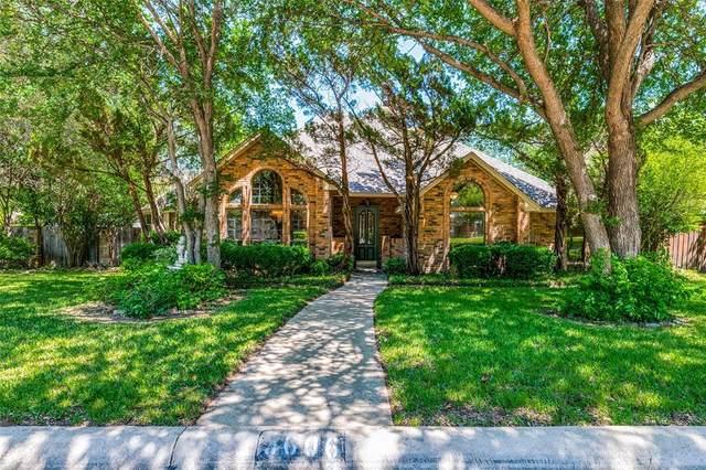 3606 Oakmont Drive, Grand Prairie, TX 75052 (MLS #14568420) :: The Chad Smith Team