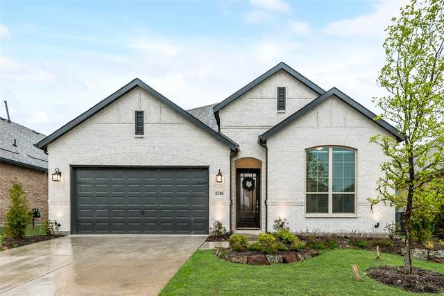 1716 Snowdrop Drive, Prosper, TX 75078 (MLS #14568447) :: Premier Properties Group of Keller Williams Realty