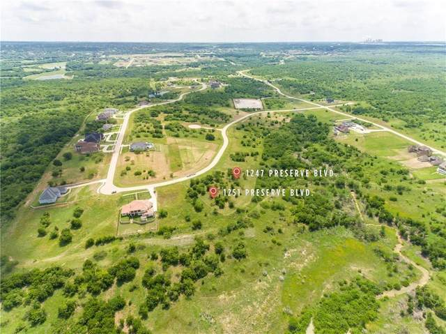 1247 Preserve Boulevard, Grand Prairie, TX 75104 (#14568451) :: Homes By Lainie Real Estate Group