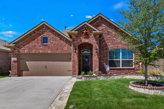 2413 Boot Jack Road, Fort Worth, TX 76177 (MLS #14568475) :: All Cities USA Realty