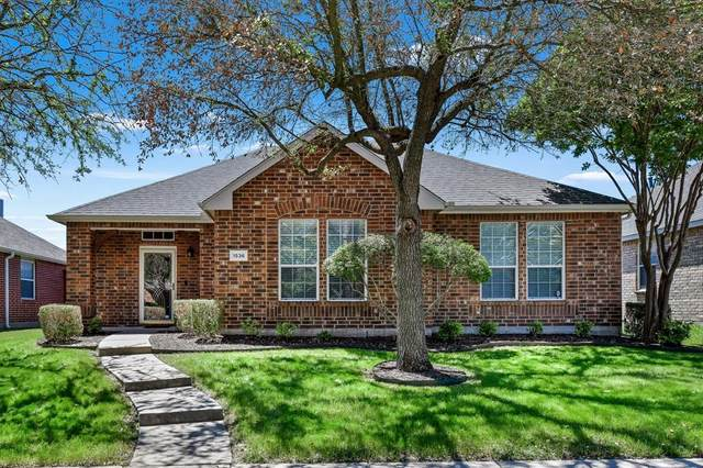 1536 Silver Spur Drive, Allen, TX 75002 (MLS #14568483) :: The Kimberly Davis Group