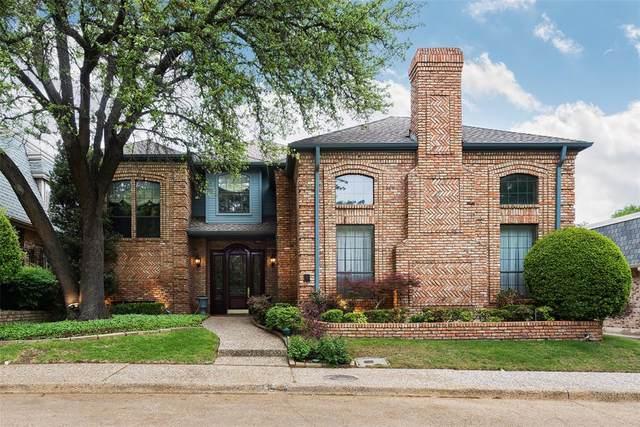 9 Royal Terrace Court, Dallas, TX 75225 (MLS #14568484) :: The Kimberly Davis Group
