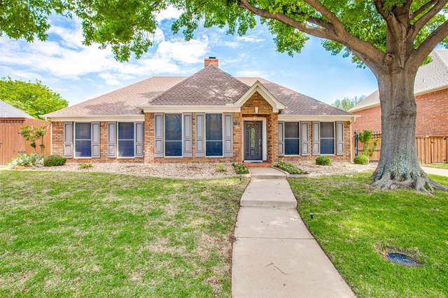 710 Shannon Lane, Highland Village, TX 75077 (MLS #14568493) :: Team Tiller