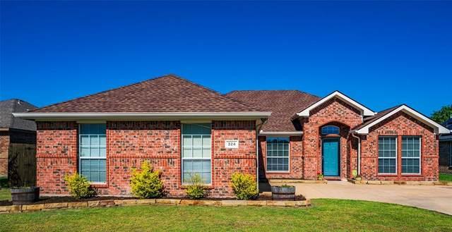 324 Cascade Drive, Red Oak, TX 75154 (MLS #14568513) :: The Krissy Mireles Team