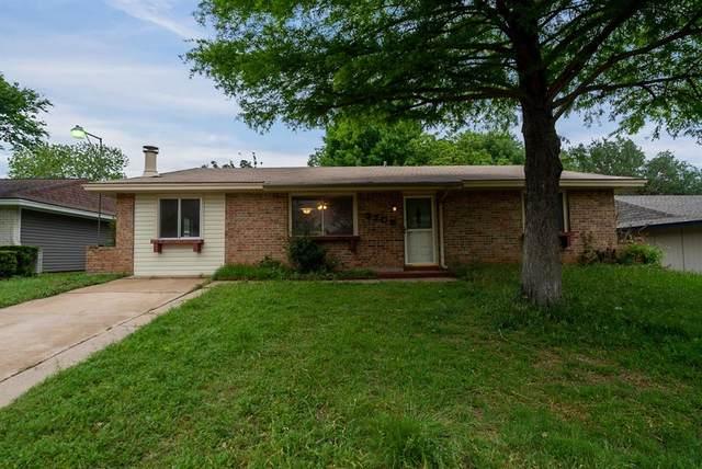 5709 Macrae Street, Haltom City, TX 76148 (#14568535) :: Homes By Lainie Real Estate Group