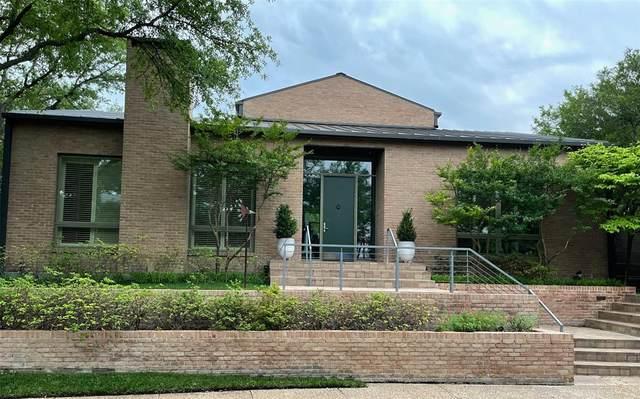 7515 Glenshannon Circle, Dallas, TX 75225 (MLS #14568554) :: RE/MAX Pinnacle Group REALTORS