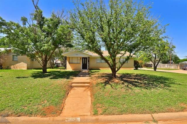 5334 Alamo Drive, Abilene, TX 79605 (MLS #14568577) :: Trinity Premier Properties