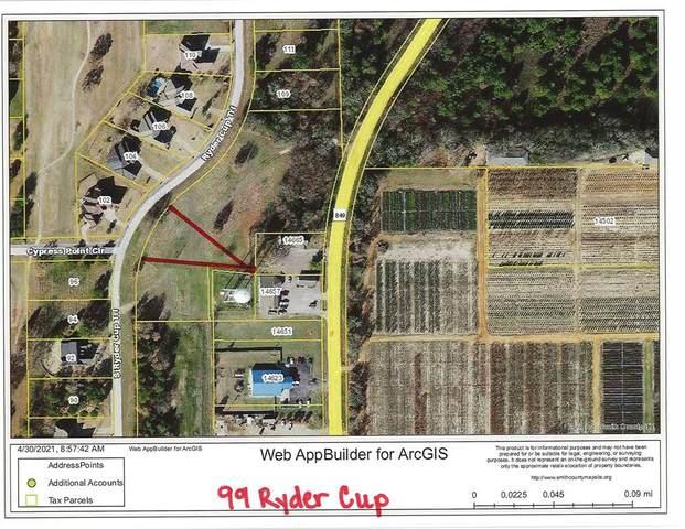 99 Ryder Cup Trail, Hideaway, TX 75771 (MLS #14568589) :: The Tierny Jordan Network